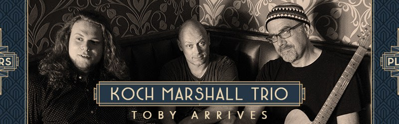 The Koch Marshall Trio Debut Album Announcement