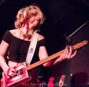Samantha Fish Raunchy Blues Excites Bristol