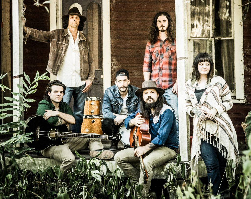 Touring 2018 Thomas Wynn and The Believers