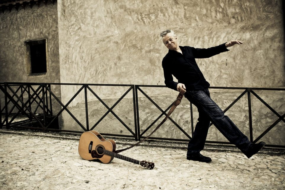In Conversation Tommy Emmanuel with help from his friends