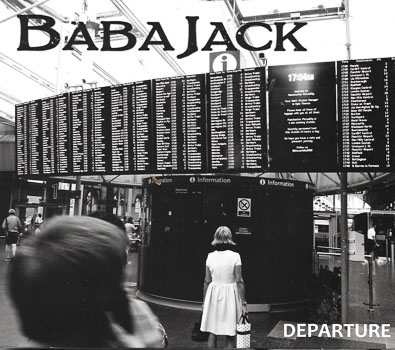 Babajack In Departure Lounge Before A New Destiny