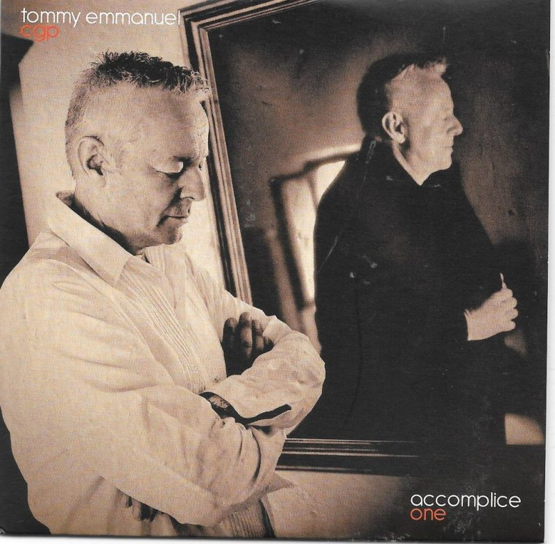 Tommy Emmanuel and accomplice JD Simo play UK 2019