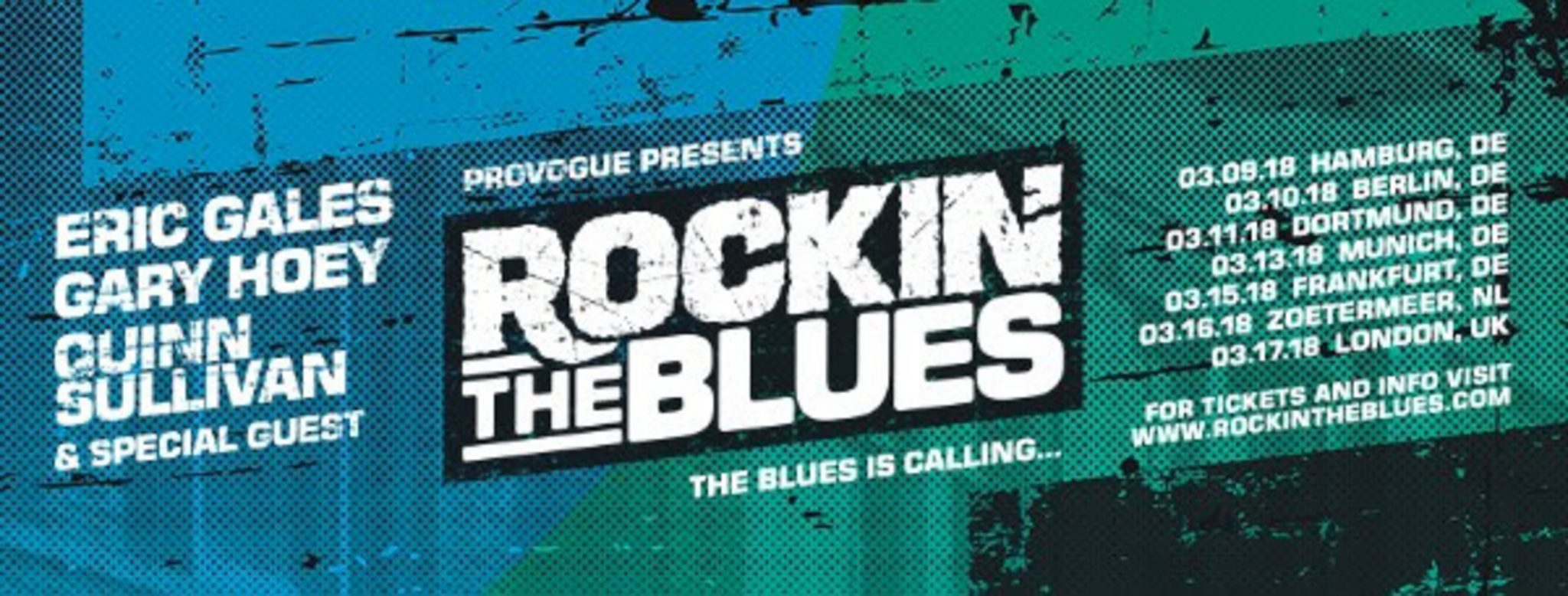 Rockin The Blues From Mascot Label Group