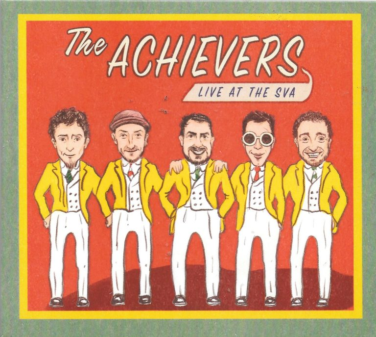 Real rhythm and blues from The Achievers