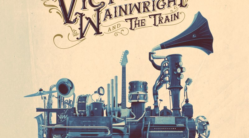Wanna boogie get aboard this train opines Victor Wainwright