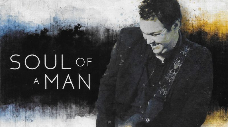 Billy Walton unveils the Soul of a Man