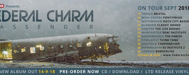 Federal Charm Announce Release Album Passenger