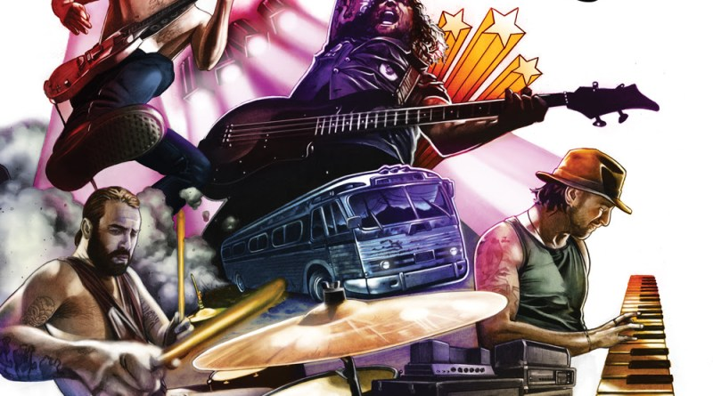 Monster Trucks Unveil Title Track New Album True Rockers