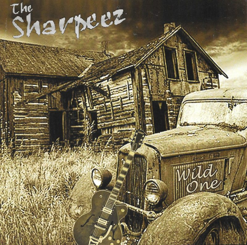 The Sharpeez pen a rhythm and blues masterclass