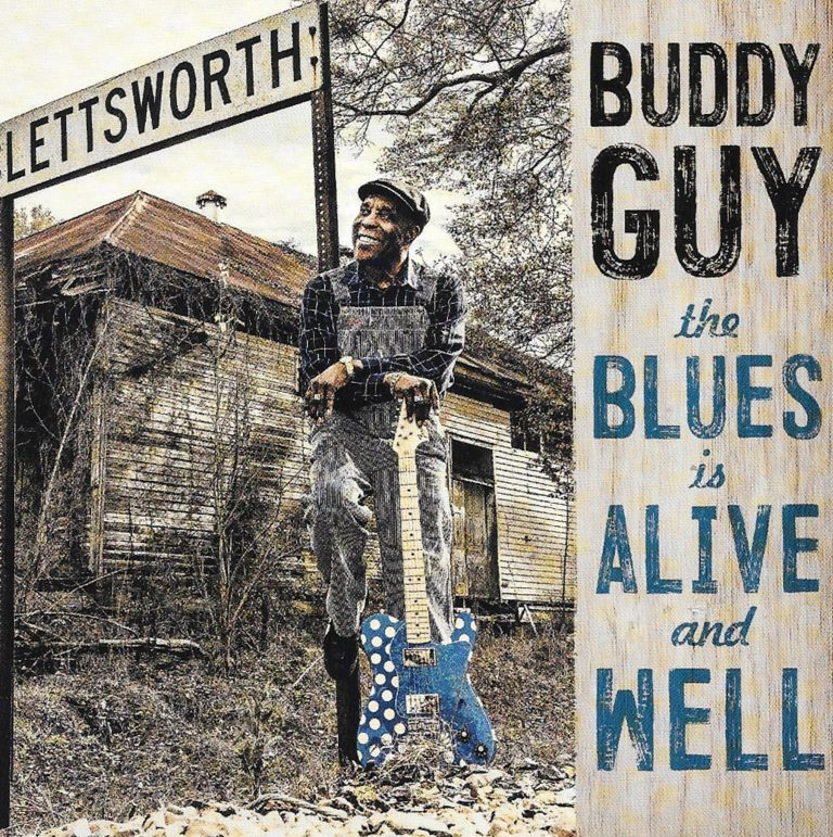 Buddy Guy proves The Blues is Alive and Well