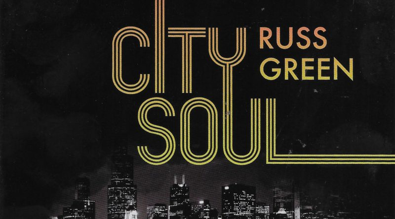Russ Green shows his Blues Harp City Soul