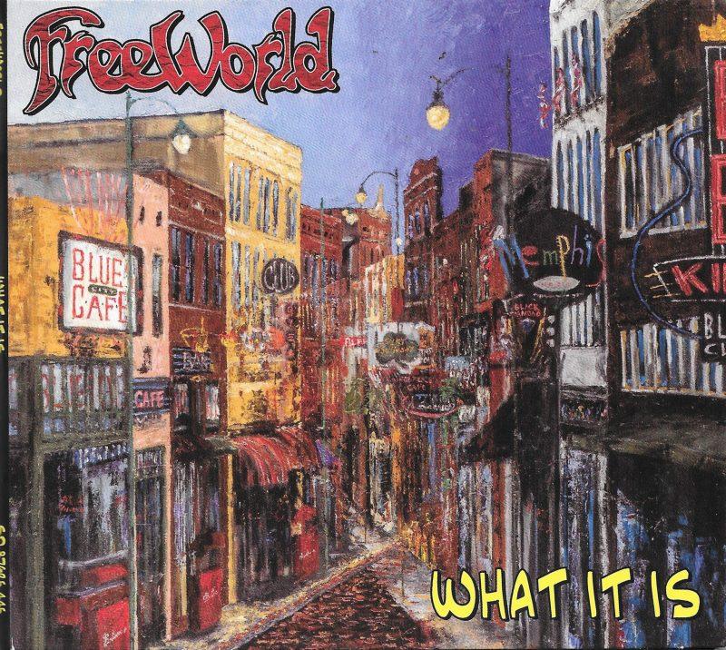 Freeworld say how it is on What It Is