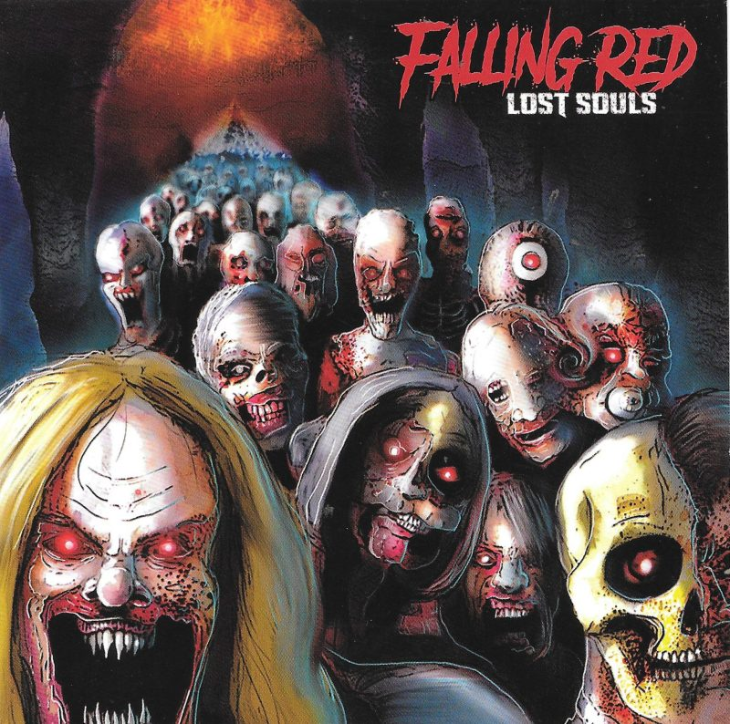 Falling Red reveal their Lost Souls to Heavy Rock
