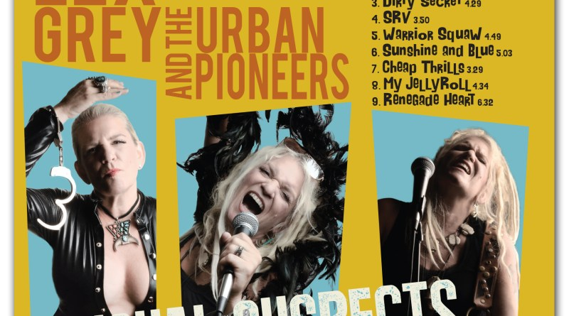 Lex Grey and The Urban Pioneers are Usual Suspects