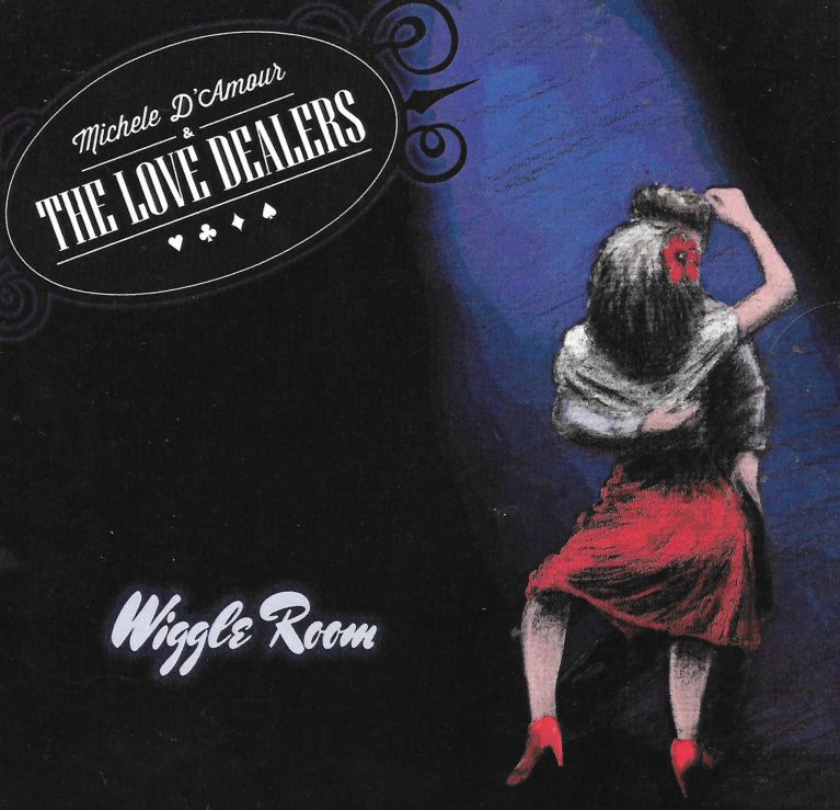 Michele D'Amour and The Love Dealers find Wiggle Room