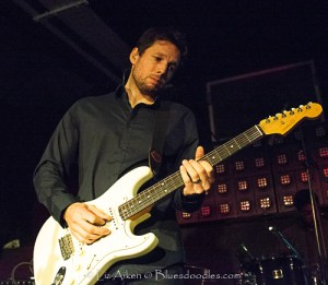 Blues Hits The Tunnels with Aynsley Lister In Charge