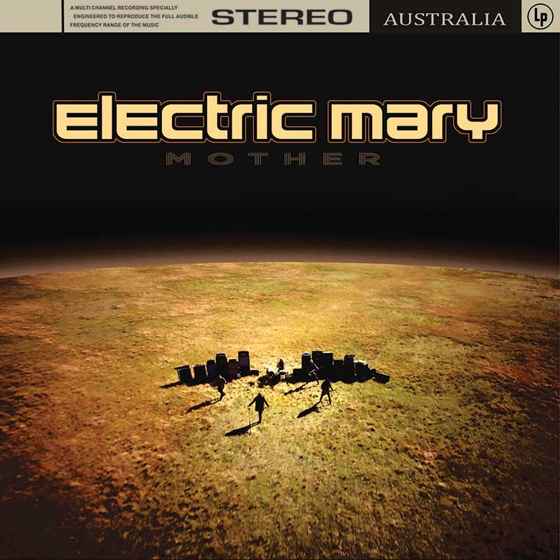 Electric Mary love their Mother on their latest album