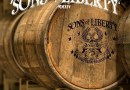 Sons of Liberty are steeped and Aged In Oak