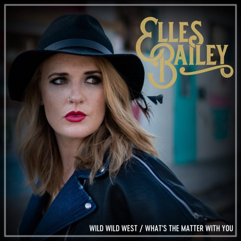 Exciting News Elles Bailey Touring and Single Released