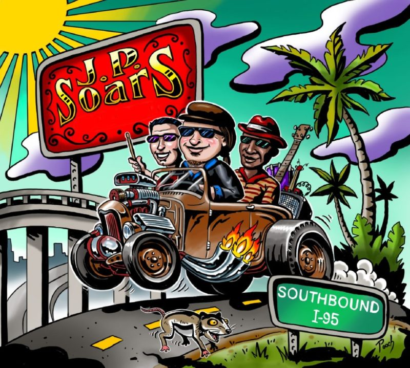 New Album sees JP Soars flying on Southbound I-95