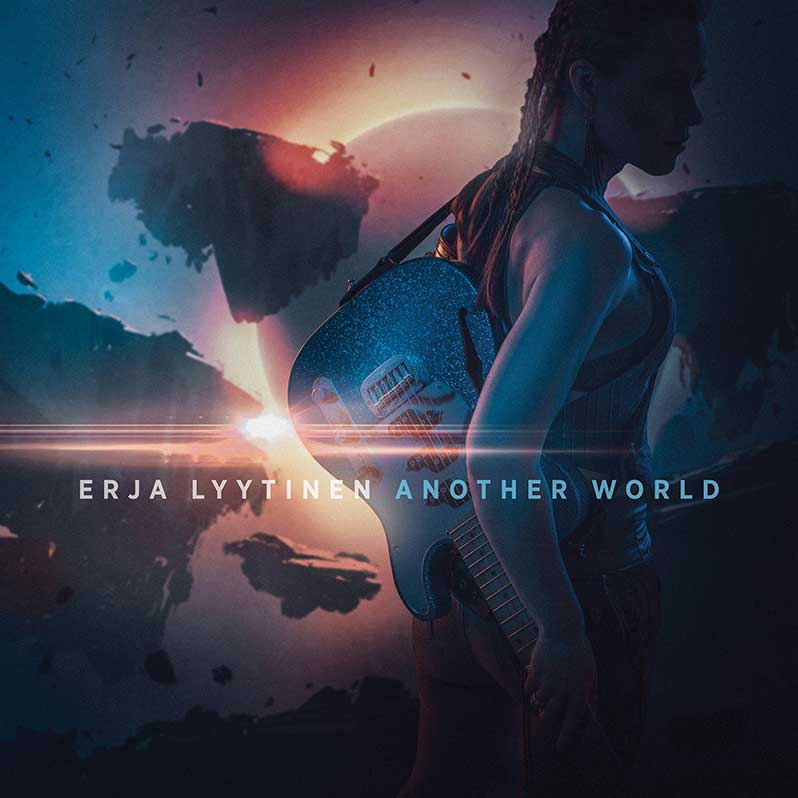 Erja Lyytinen occupies Another World