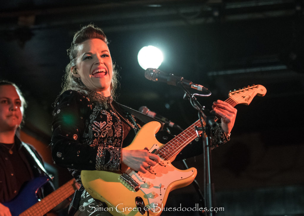 Erja Lyytinen brings Another World Live at 100 Club