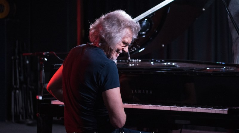 Rock'n'Roll Hall of Fame Inductee Rod Argent