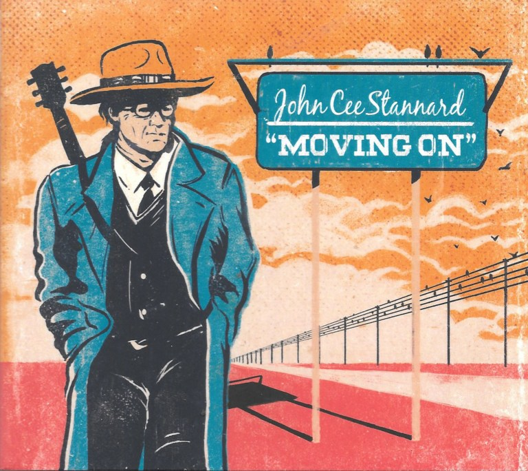 John Cee Stannard is Moving On his latest Album