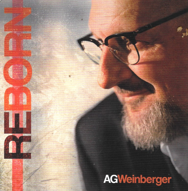 A.G. Weinberger is Reborn On Album Number TEN