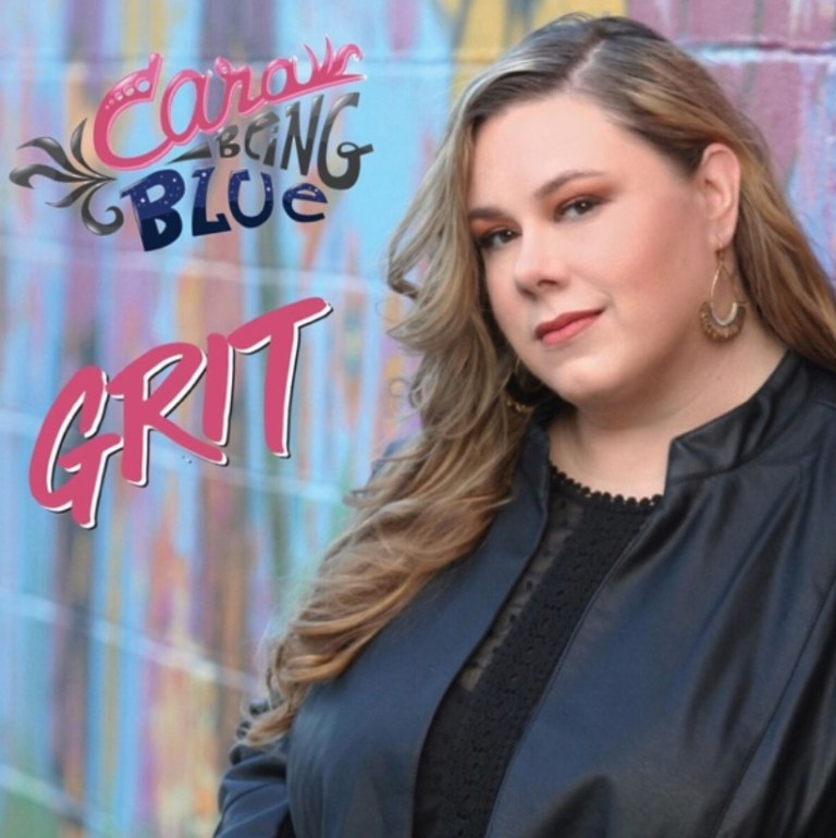 Cara Lippman shows Grit as Cara Being Blue
