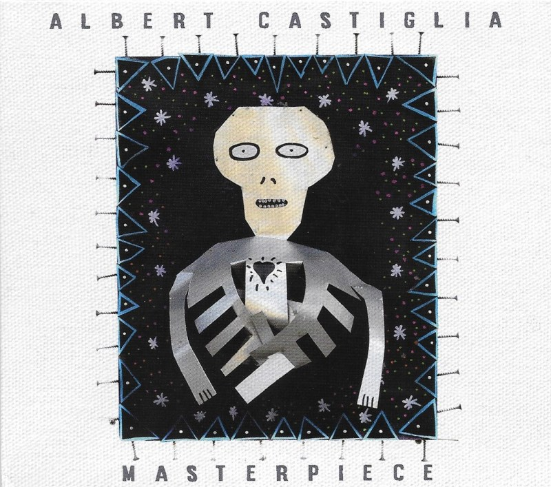 Albert Castiglia –paints a sonic Masterpiece