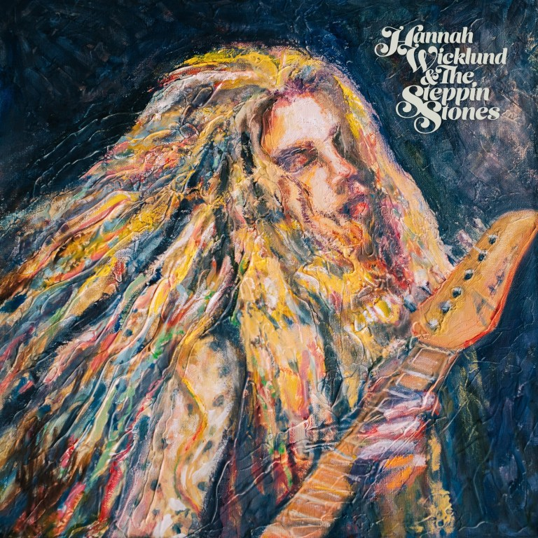 Hannah Wicklund and the Steppin' Stones go eponymous
