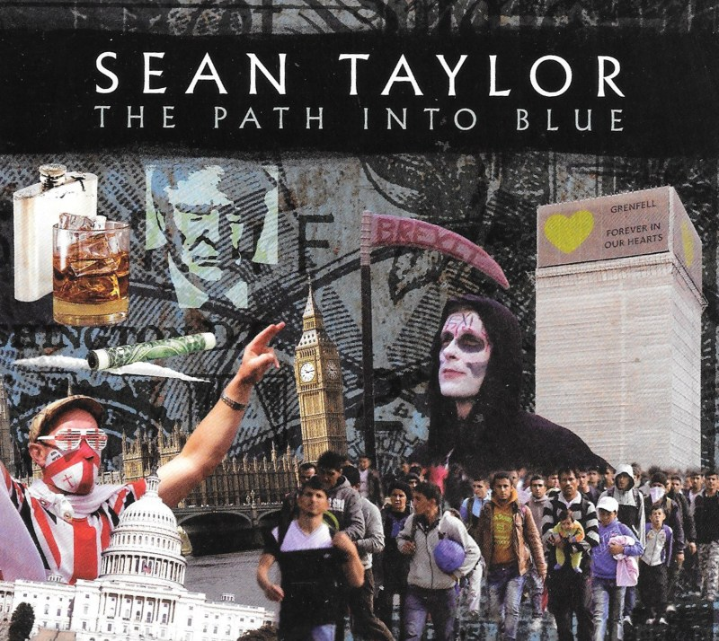 Sean Taylor takes The Path Into Blue