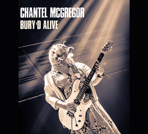 Chantel McGregor is Bury'd Alive (and kicking)