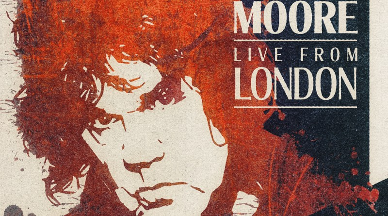 Gary Moore lives on From London