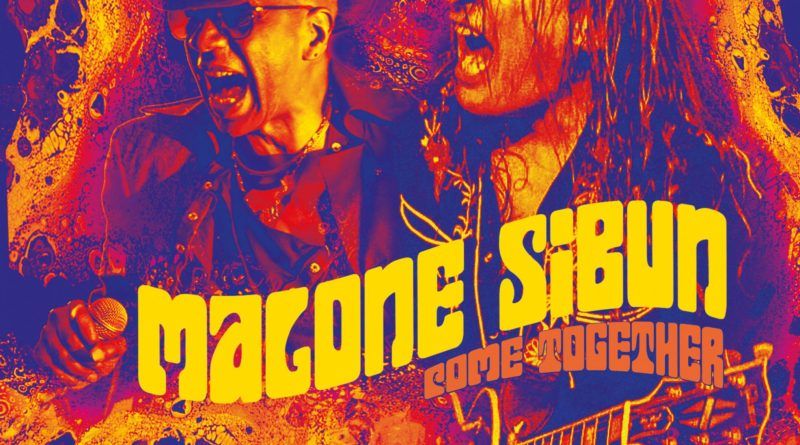 Malone Sibun Come Together to rock the blues