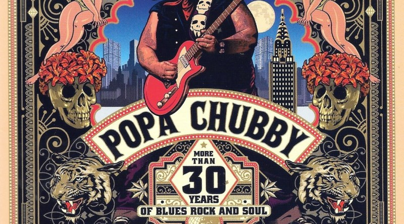 Popa Chubby tells it how it is on It's A Mighty Hard Road