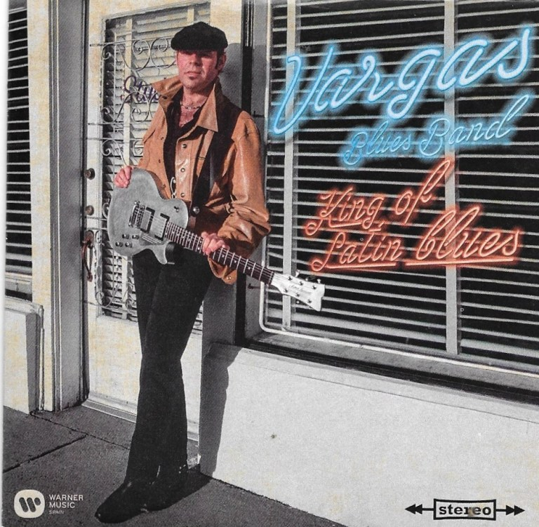 Vargas Blues Band reign on King of Latin Blues