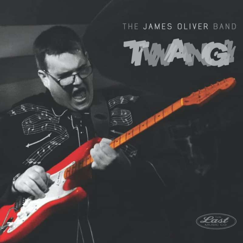 James Oliver Band bring Twangs galore