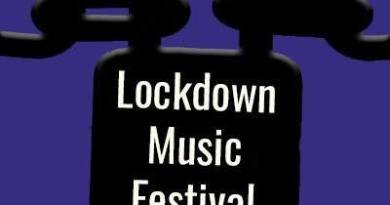 The First Lockdown Festival Music streamed directly to you