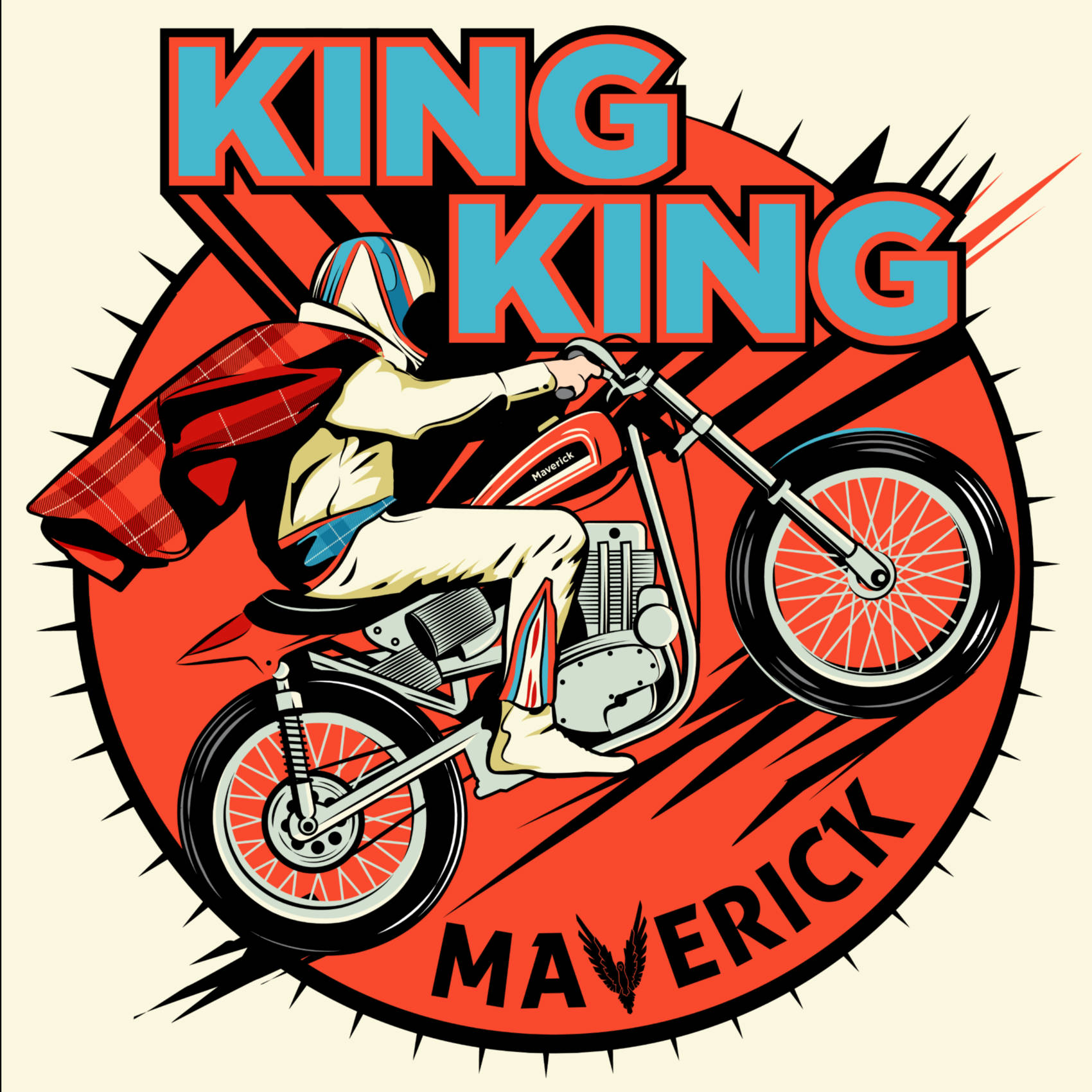 King King are true Mavericks