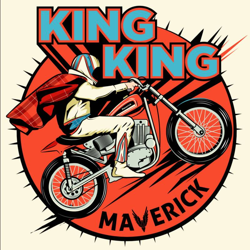 Maverick  The Album Defining  King King 2020