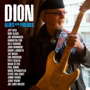 Dion shares Blues With Friends on his latest recording