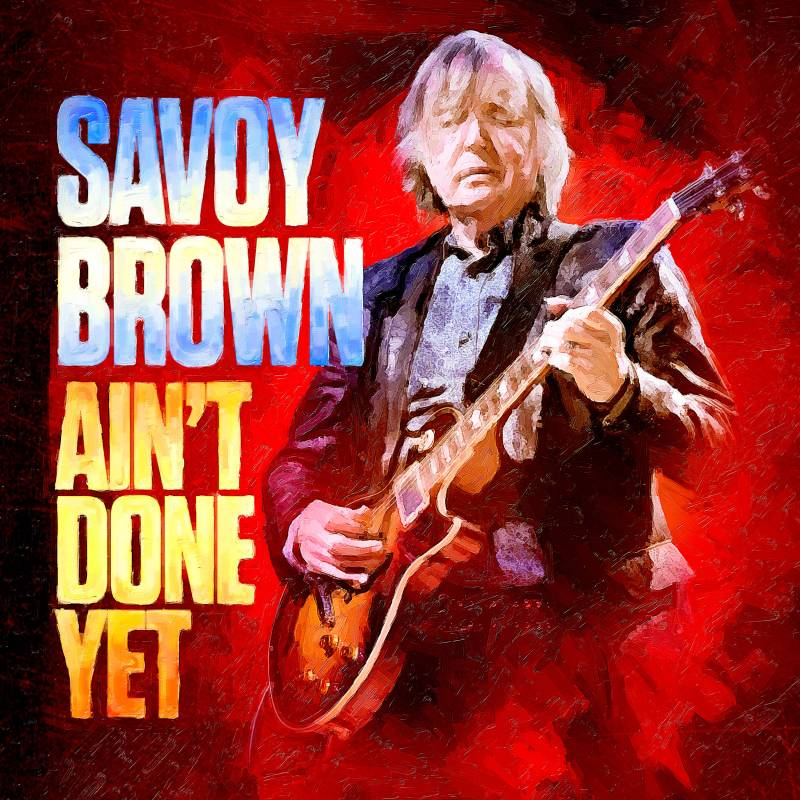 Kim Simmonds from Savoy Brown in Conversation