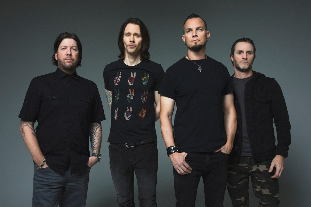 Walk The Sky Alive With Alter Bridge