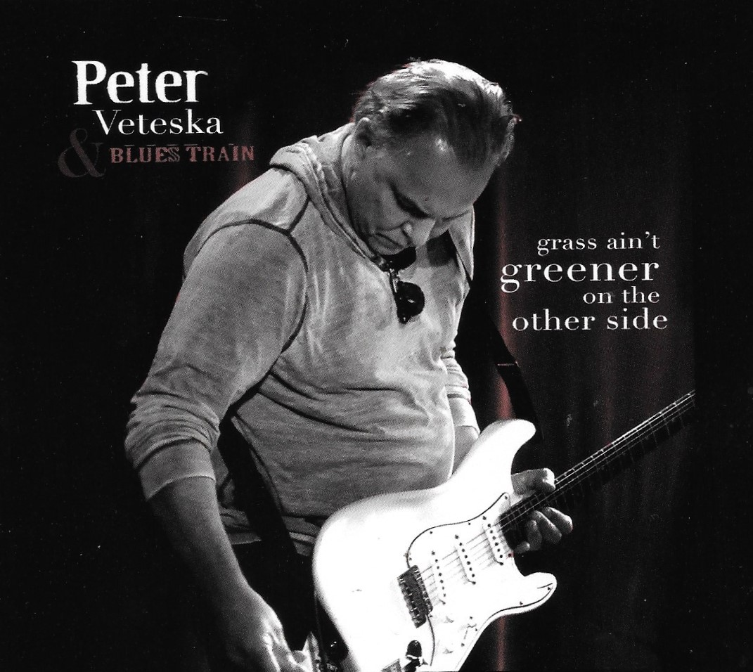 Peter Veteska and Blues Train on track with a new album