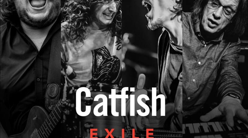 Hear the Music Catfish are Exiled - Live In Lockdown