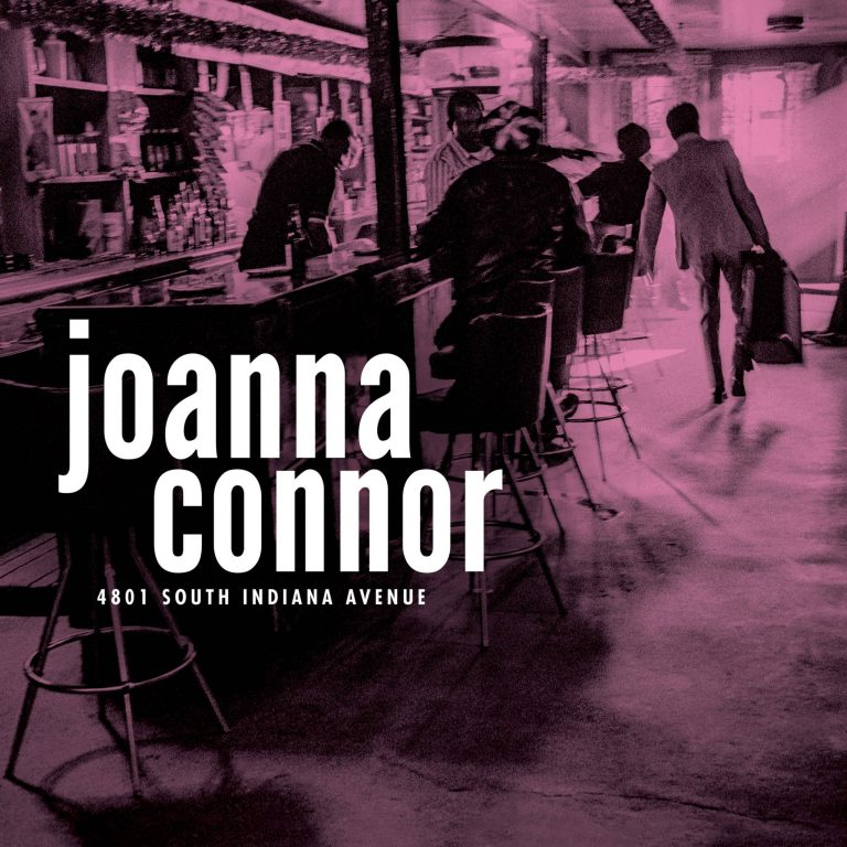 Clive in conversation with Joanna Connor