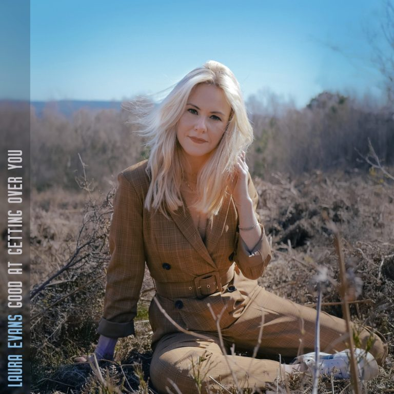 Celebrate as Laura Evans Releases New Music Today