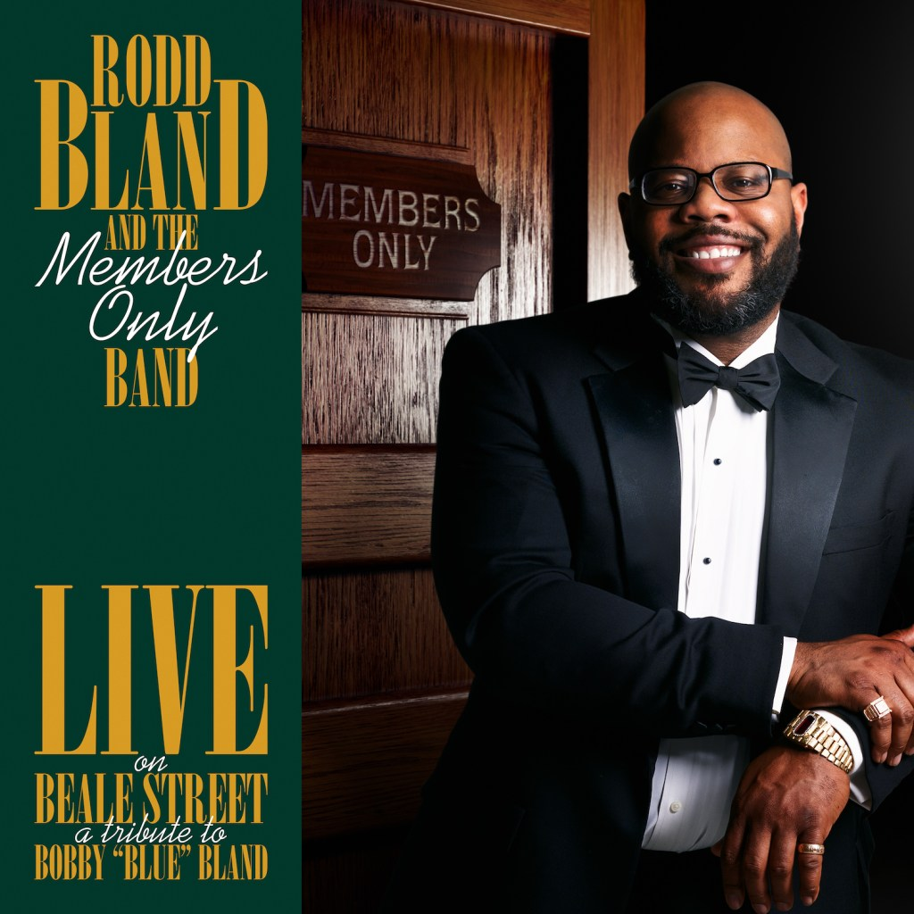 Rodd Bland pays tribute on Live On Beale Street